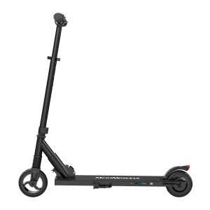 Electric Scooter Side View