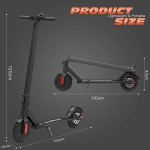 Measurements of Electric Scooter