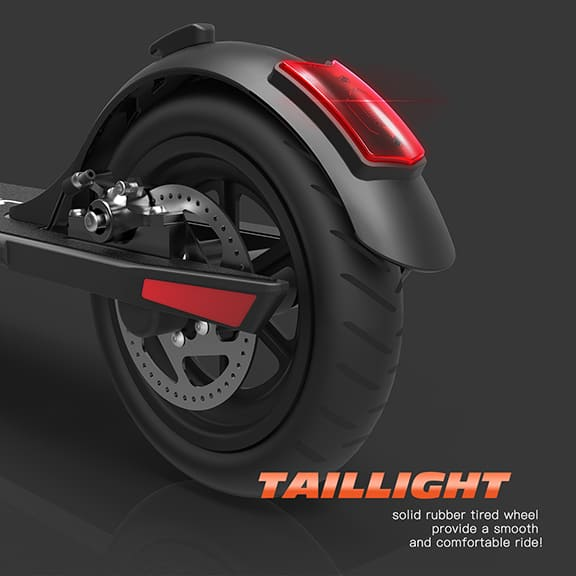 Electric Scooter Tail Light
