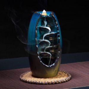 Calming Backflow Incense Burner