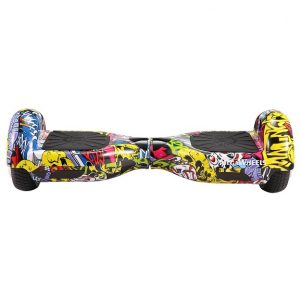 Segway Hoverboard - Graffiti