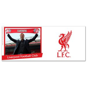 Liverpool FC Manager Mug Klopp