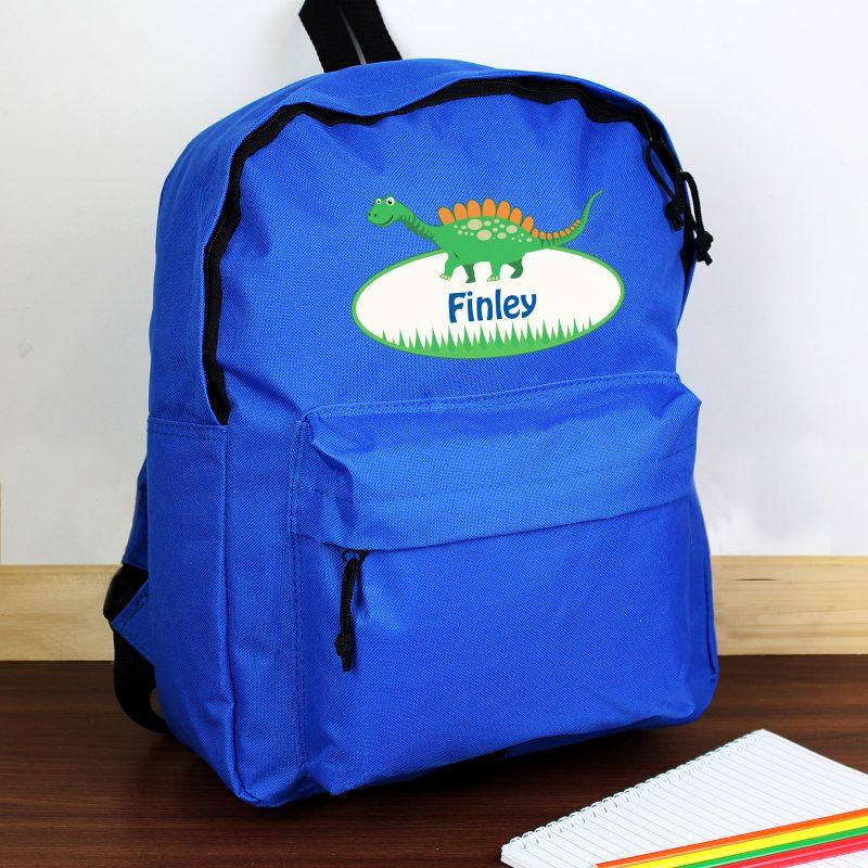 Personalised Backpacks - Back To School Essentials