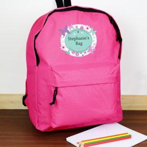 Personalised Kids Backpacks