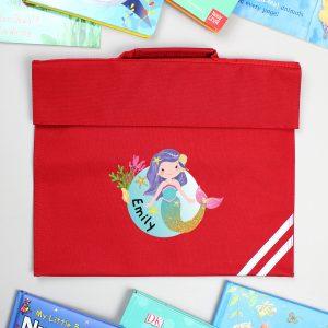 Personalised School Book Bags