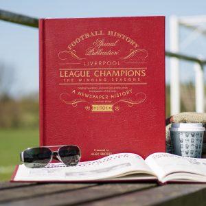 Personalised Football Books