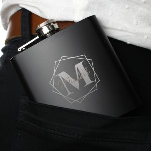 Personalised Hip Flask For Him