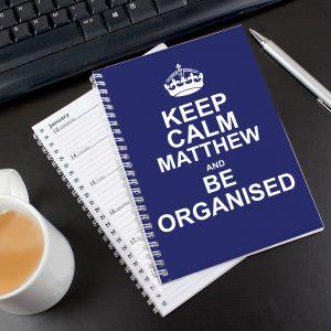 Personalised Work Diary