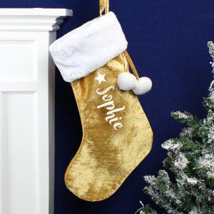 Personalised Xmas Stockings
