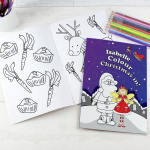 Personalised Colouring Books