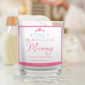 Scented Jar Candles