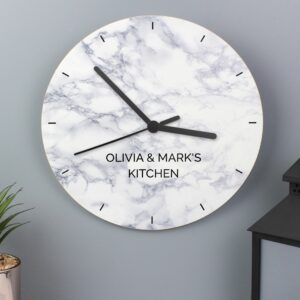 Personalised Hanging Clocks