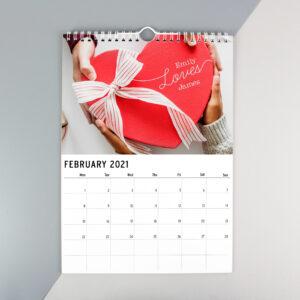 Bespoke Wall Calendars