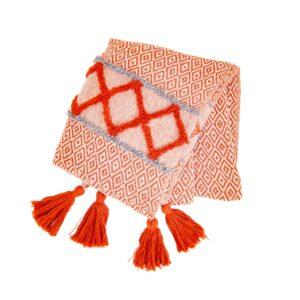 Knitted Throw Blanket l Arizona l Bohemian Home