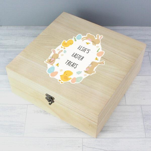 Personalised Keepsake Boxes