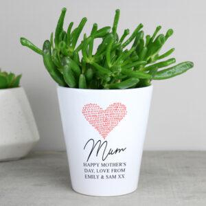 Customised Plant Pots