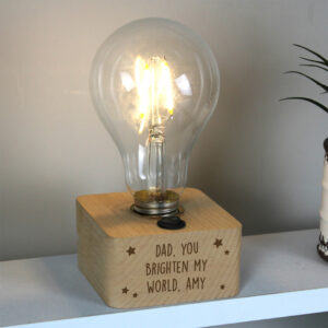 Personalized Bedside Lamps