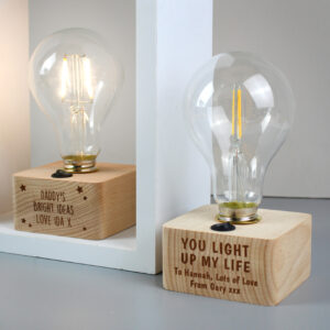 Personalised Table Lamps