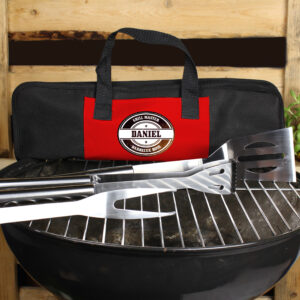 Personalised BBQ Sets